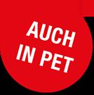 Auch in PET